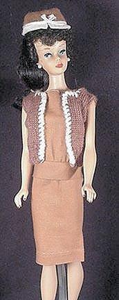 Vintage Barbie Sorority Meeting