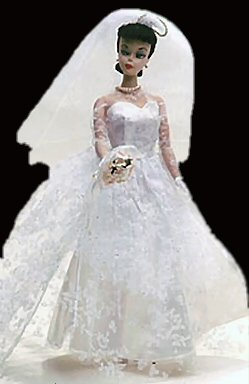 Barbie Bridal Wedding Dresses — The Ninth Collection | Barbie ...