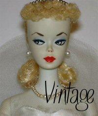 Original Barbie Doll