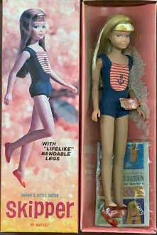 Bendable Leg Skipper (1965 - 1967)