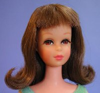 Vintage Francie Dolls