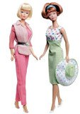 Barbie and Midge 50th Anniversary Gift Set