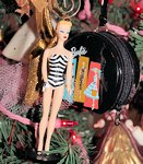 Barbie Ornaments