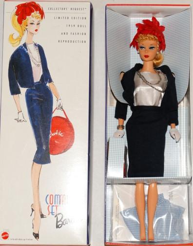 1999 Commuter Set Vintage Barbie Doll Reproduction