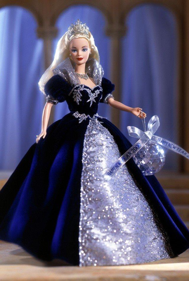 1999 Millennium Princess Barbie