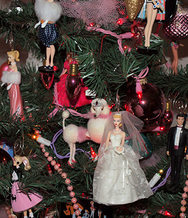 My Barbie Ornaments