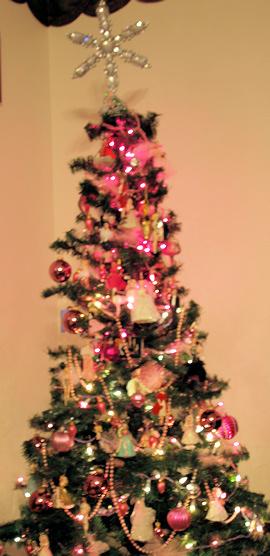 My Barbie Tree