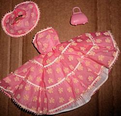 Plantation Belle Clone dress
