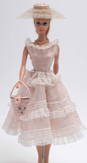 Barbie wearing Plantation Belle