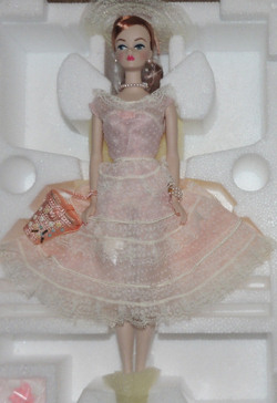 1992 Porcelain Plantation Belle Barbie