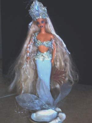 Mermaid Barbie/