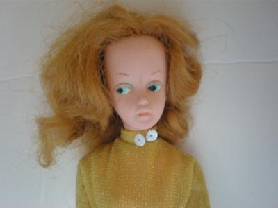 Unknown Vintage Doll
