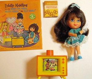 Telly Viddle Liddle Kiddle - 1968