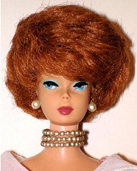 Titian Vintage Bubblecut Barbie Doll