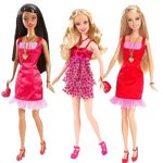Valentine Barbie Dolls